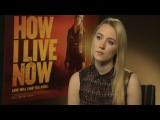 Интервью Сирши Ронан для ITN («Как я теперь живу»)